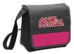 University of Mississippi Lunch Bag Cooler Pink