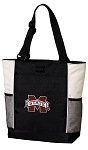Mississippi Stat Tote Bag W