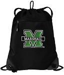 Marshall Drawstring Backpack-MESH & MICROFIBER