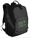 Marshall Deluxe Laptop Backpack Black