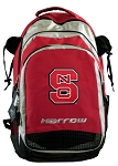 NC State Harrow Field Hockey Backpack Bag Red