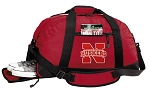 Nebraska Duffle Bag Red
