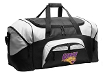 University of Northern Iowa Duffel Bags or UNI Panthers Gym Bags For Men or Women