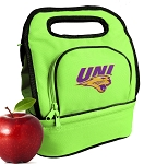 Northern Iowa Lunch Bag Green