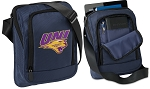 UNI University of Northern Iowa Tablet or Ipad Shoulder Bag Navy