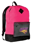 UNI Panthers Backpack HI VISIBILITY University of Northern Iowa CLASSIC STYLE For Her Girls Women