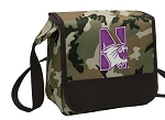 Northwestern University Lunch Bag Cooler Camo