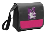 Northwestern University Lunch Bag Cooler Pink