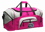 Ladies Old Dominion University Duffel Bag or Gym Bag for Women
