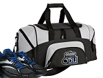 Small Old Dominion University Gym Bag or Small ODU Duffel