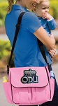 ODU Monarchs Diaper Bag