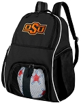 Oklahoma State Soccer Backpack or OSU Cowboys Volleyball Bag For Boys or Girls