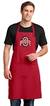 Ohio State Large Apron Red