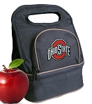 OSU Ohio State Lunch Bag Black
