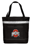 OSU Ohio State Insulated Tote Bag Black