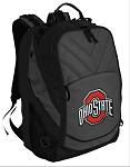 OSU Ohio State Deluxe Laptop Backpack Black