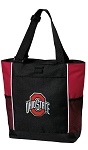 OSU Ohio State Tote Bag Red