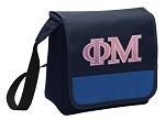 Phi Mu Lunch Bag Tote