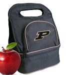 Purdue University Lunch Bag Black