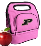 Purdue Lunch Bag Pink