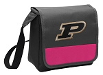 Purdue University Lunch Bag Cooler Pink