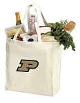 Purdue Shopping Bags Canvas