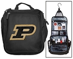 Purdue University Toiletry Bag or Purdue Shaving Kit Travel Organizer for Men