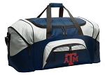 Large Texas A&M Duffle Texas A&M Aggies Duffel Bags