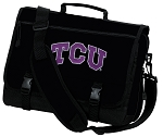 TCU Texas Christian Messenger Bags