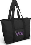 TCU Tote Bag Texas Christian University Totes