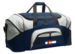Large Colorado Flag Duffle Colorado Duffel Bags