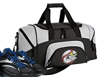 Small Baseball Gym Bag or Small Baseball Fan Duffel
