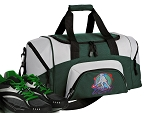 SMALL Field Hockey Gym Bag US Field Hockey Duffle Green