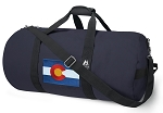 Colorado Blue Duffel Bags