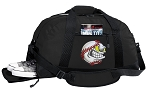 Baseball Duffel Bag with Shoe Pocket
