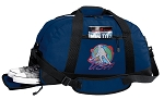 Field Hockey Duffle Bag w/ Shoe Pocket