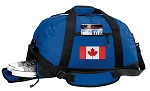 Canada Duffle Bag Royal