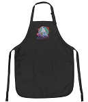Deluxe Field Hockey Apron Black