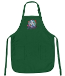 Deluxe US Field Hockey Apron Green