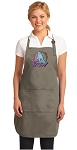 Field Hockey Large Apron Khaki