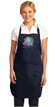 Field Hockey Apron LARGE Navy