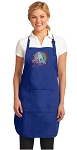 Field Hockey Large Apron Royal