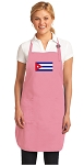 Cuba Apron for Her - MADE in the USA!