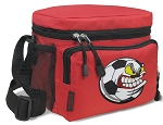 Soccer Fanatic Lunch Bags Soccer Lunch Totes
