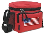 American Flag Lunch Bags USA Flag Lunch Totes