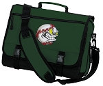 Baseball Messenger Bag Green