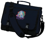 Field Hockey Messenger Bag Navy