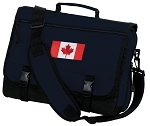 Canada Messenger Bag Navy