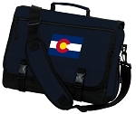 Colorado Messenger Bag Navy