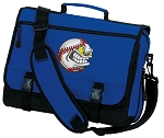 Baseball Messenger Bag Royal